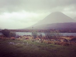 Isle of Skye - als ob Edgar Allan Poe gleich um die Ecke kommt