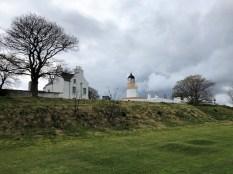 Leuchtturm bei Cromarty