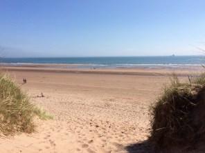 Strand bei Montrose