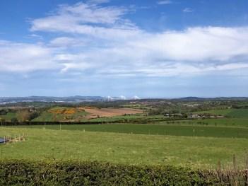 Der letzte Tag - kompletter Blick über Schottland