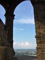 Ausblick aufs Weserbergland