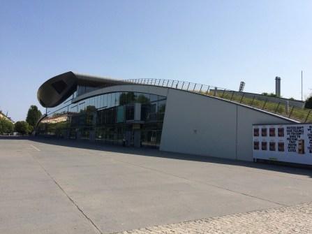 Max Schmelinghalle am Mauerpark (unsere liebste Berliner Konzerthalle)