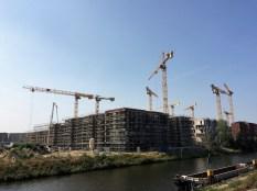 Berlin - eine einzige Baustelle