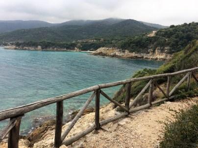 Wanderung - am Meer
