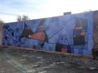 Miró im Parc de la Mar