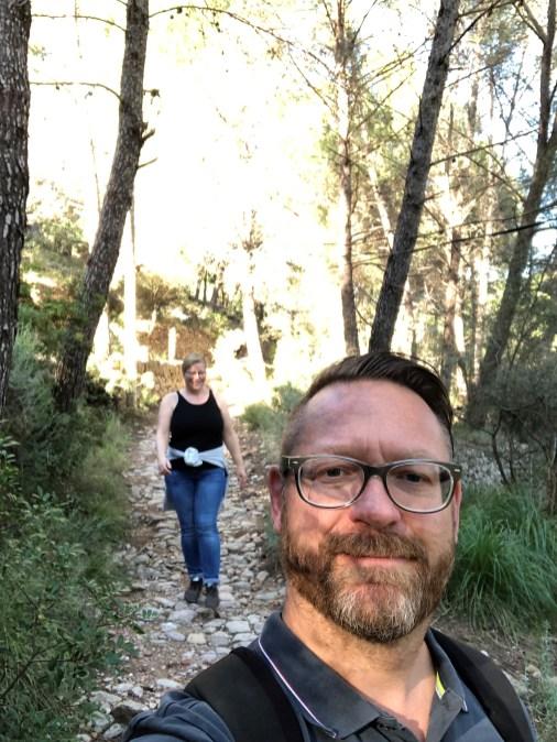 Spaziergang nach Sóller