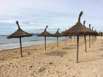 Der Strand am Ballermann gehört nur uns