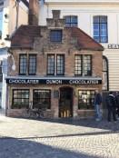 Schokolade und Henrik