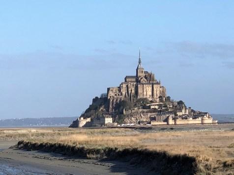 Le Mont Saint Michel heute