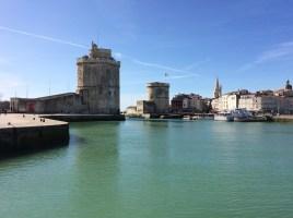 La Rochelle - Hafeneinfahrt