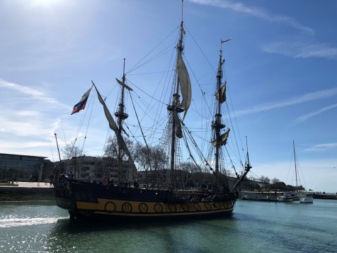 Piraten in La Rochelle