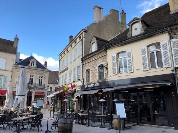 Beaune - so Frankreich