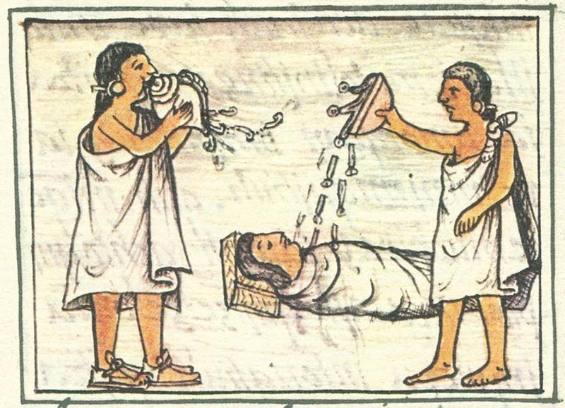 Image result for người chết xưa