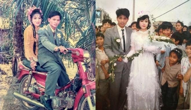 Image result for đám cưới xưa