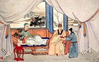 Image result for hiếu thảo xưa