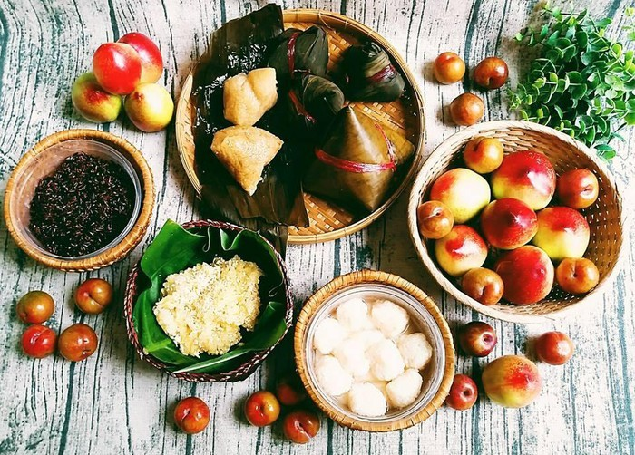 Image result for Tết Đoan Ngọ