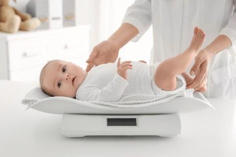 Chỉ số chiều cao cân nặng trẻ sơ sinh, trẻ nhỏ