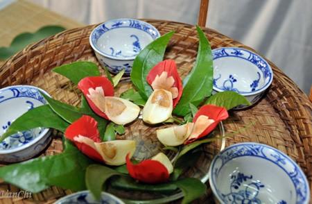 Image result for Tục ăn trầu