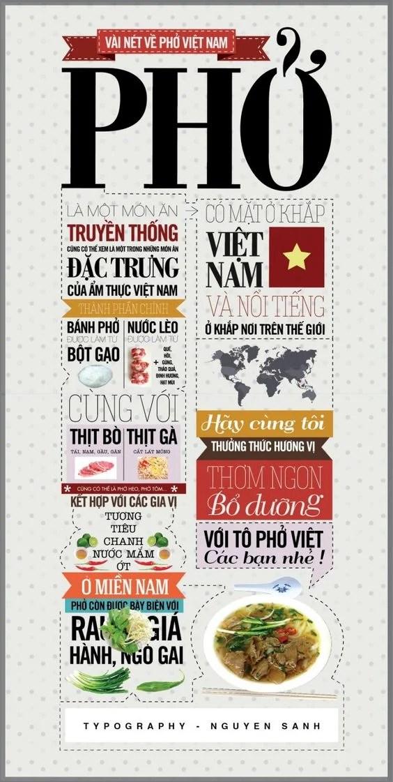 Phở Việt Nam  Typho © Nguyễn Sanh