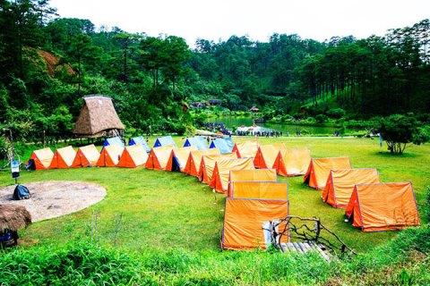 5 địa điểm cắm trại an toàn nhất Đà Lạt khi cháy phòng | Thông Tin ...