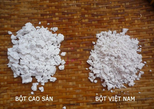 Bột cao sản