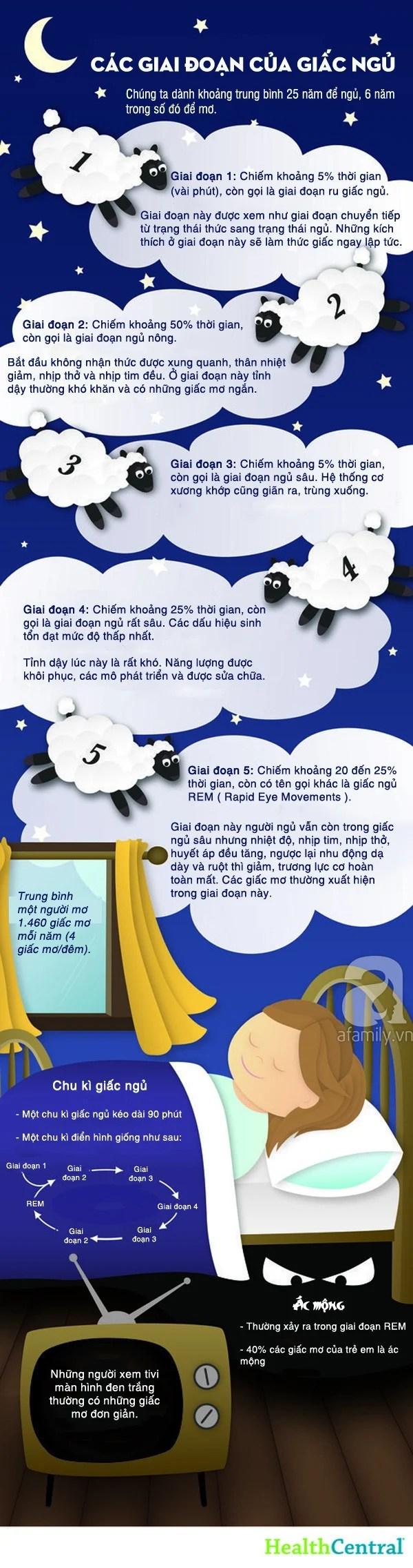 điều thú vị về giấc ngủ 1