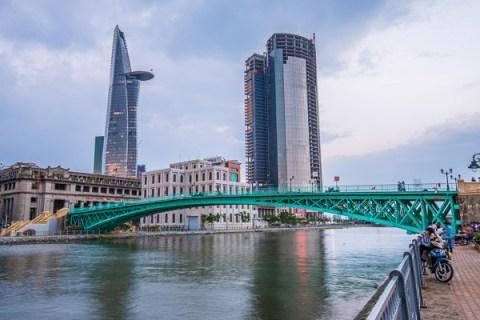 Chụp ngàn kiểu ảnh sống ảo ở 4 cây cầu đẹp nhất Sài Gòn | Bài viết ...