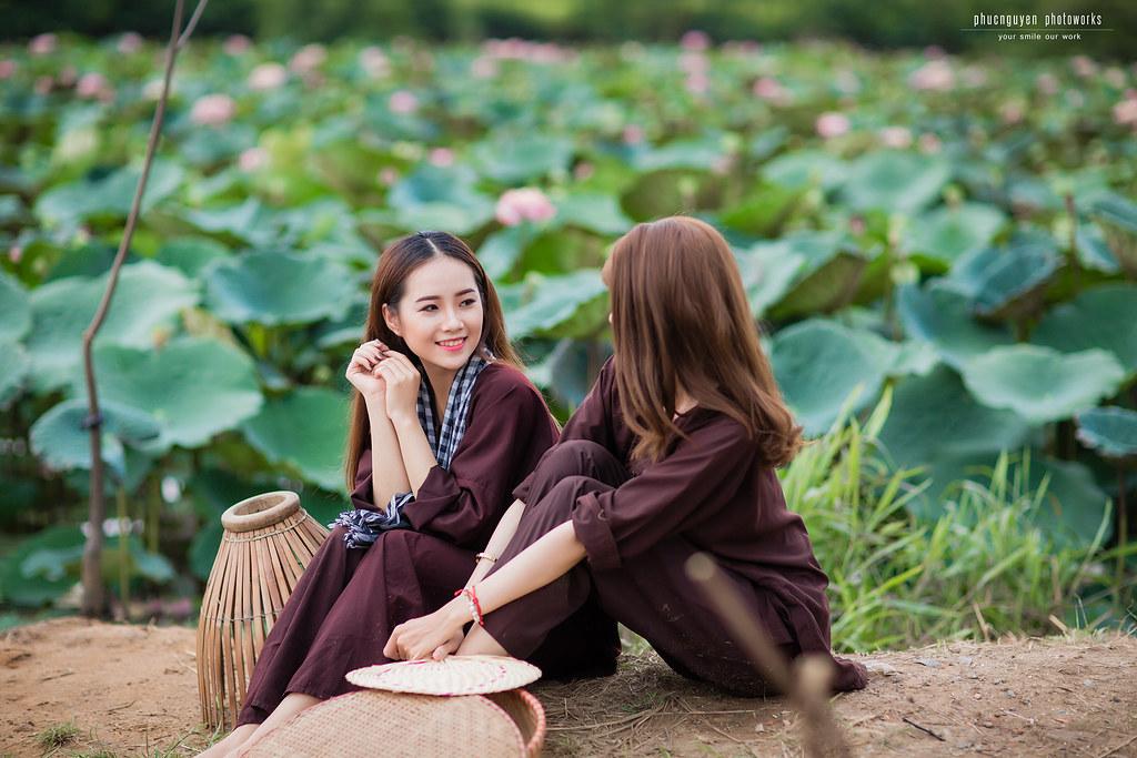 Con gái miền tây | www.facebook.com/ntphuc.it | Thien Phuc Nguyen ...