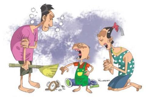 Hội chứng nuông chiều con cái thời hiện đại | VTV.VN