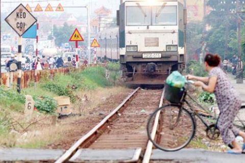 Ảnh: người Việt có quán tính tiến lên, không thể dừng, đợi? (nguồn: internet)
