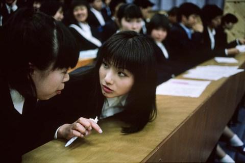 10 điều bất ngờ trong trường học ở Nhật Bản