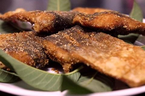 Đánh bay nồi cơm với món cá thính Phú Thọ - Ẩm thực - Việt Giải Trí