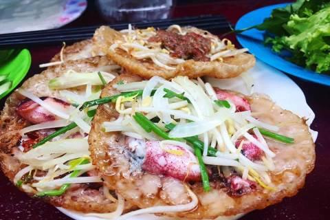 Bỏ Túi 10 Quán Bánh Xèo Mực Ngon Ở Nha Trang Cho Chuyến Du Lịch