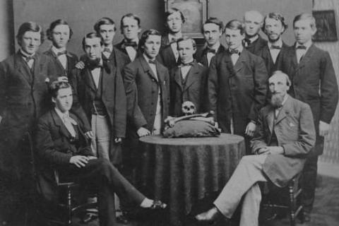 5 of History's Most Mysterious Secret Societies - HISTORY