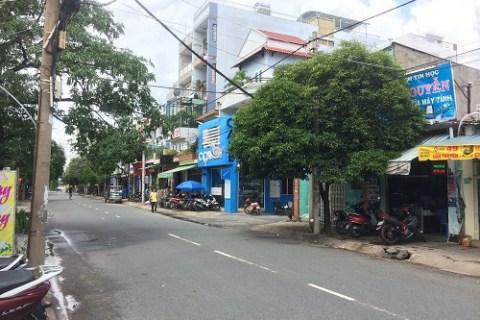Bán nhà mặt tiền đường Hàn Thuyên, Thủ Đức. diện tích 5mx24m= 120m2, cấp 4,  giá 5 tỷ