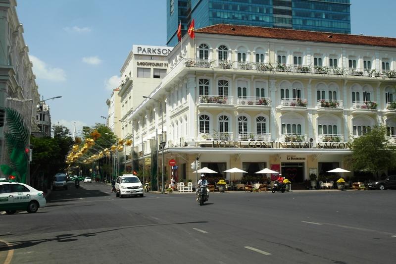 Bán nhà MT Đường Đông Du – Đồng Khởi, Quận 1 giá 39 tỷ
