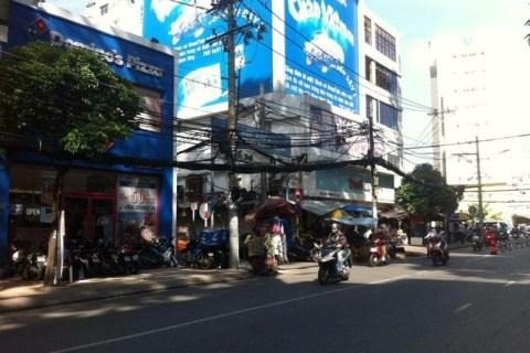 Bán gấp mặt tiền Cao Thắng, Quận Phú Nhuận, 4x15m 2 lầu. Giá 7.5 tỷ