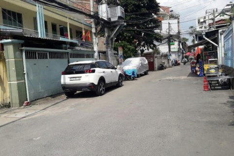 Bán nhà góc 2MT Trần Khắc Chân, Phú Nhuận. DT 10x20m, (NH 23m), giá 36,5