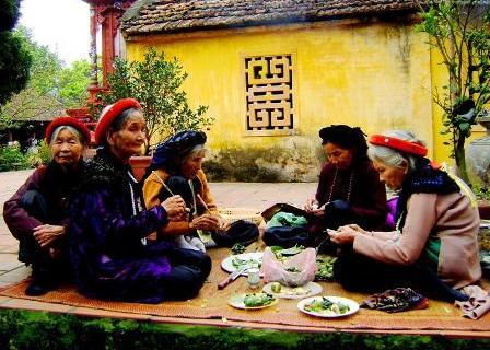 Tìm hiểu tục lệ ăn trầu của người Việt