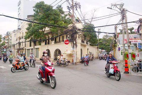 Bán biệt thự mặt tiền đường Trần Huy Liệu, Phường 15, Quận Phú Nhuận