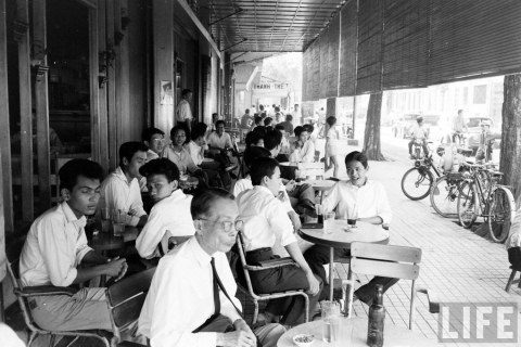 Saigon 1961 - Le Loi Avenue | manhhai | Flickr