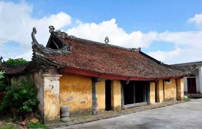 Cổ xưa ngôi đình làng 800 năm tuổi | | Kiến thức xây dựng