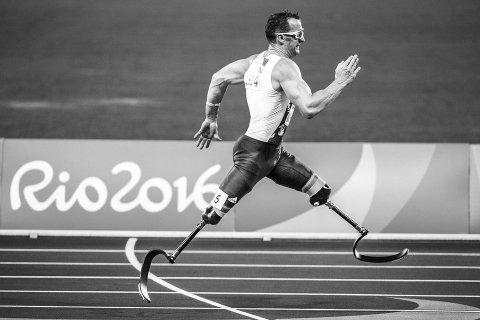 Hành Động, Người Lớn, Paralympic, Giả, Vận Động Viên