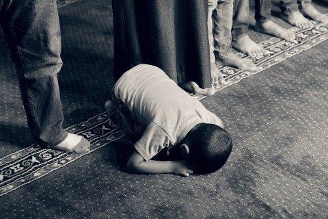Đứa Trẻ, Cầu Nguyện, Muslim, Islam, Đức Tin, Tôn Giáo