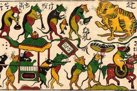 Chuột - Từ biểu tượng văn hóa đến hình tượng văn học - Tạp chí Tao Đàn