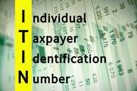 ITIN là mã số định danh người nộp thuế dành cho cá nhân nộp thuế
