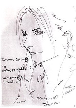 Bức tranh định mệnh khiến Lindsay xiêu lὸng, đồng у́ dᾳy tiếng Anh cho Tatsuya.