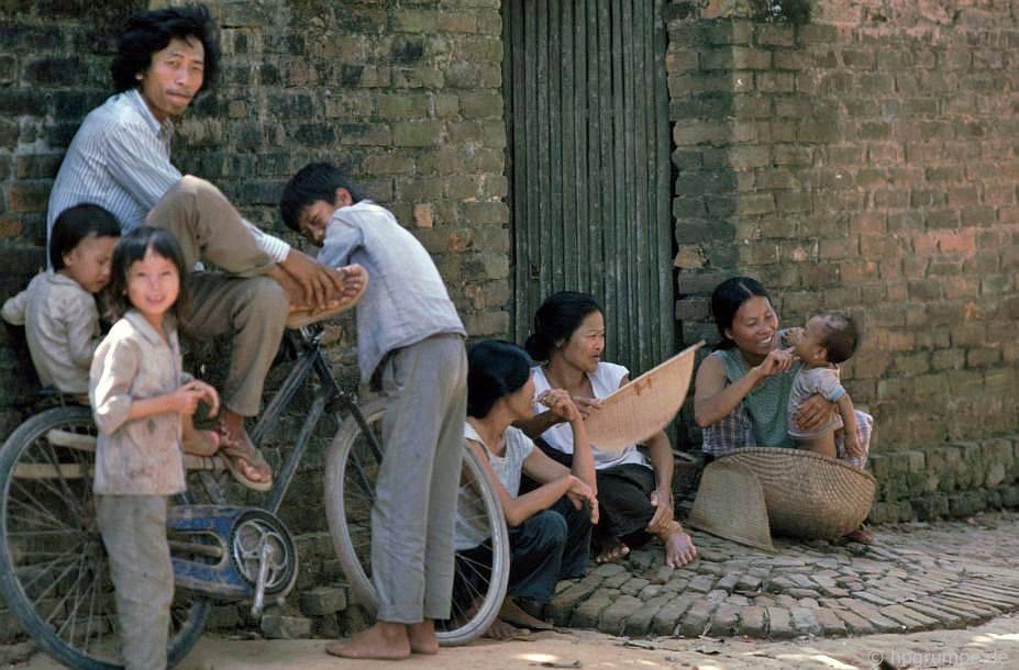Co Loa: Cư dân