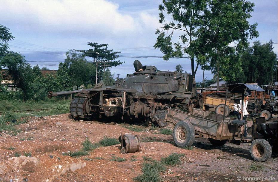 Đông Hà: di tίch chiến tranh Việt Nam