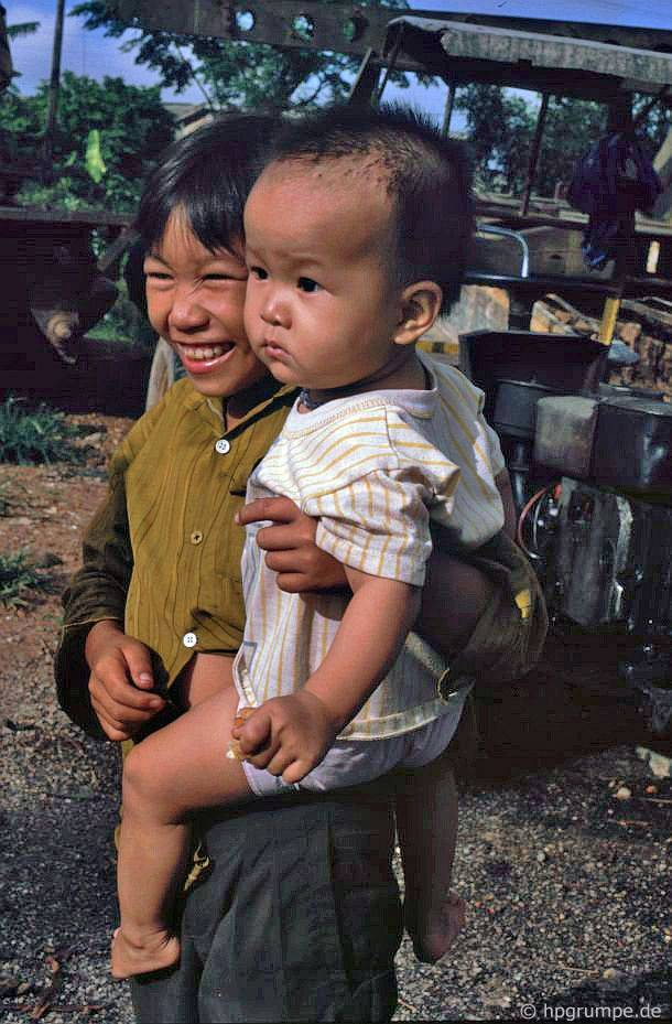 Đông Hà: trẻ em